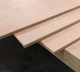 Eucalyptus Throughout Hardwood Plywood